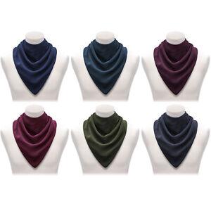 Care Designs - Large Neckerchief Clothing Protector & Special Needs Bandana Bib