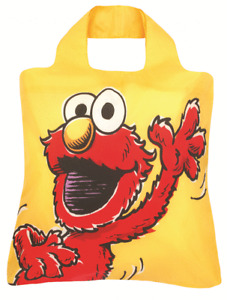 Envirosax Ominisax Elmo Sesame Street Kids Reusable Shopping Bag
