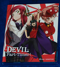 Devil Is a Part-Timer! (DVD, 2014, 2-Disc Set) FUNIMATION Anime