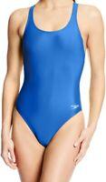 Speedo Womens Swimwear Royal Blue Size 12 /38 Racerback Pro-LT One-Piece $39 597