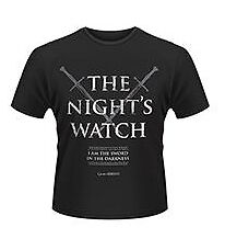 Game Of Thrones - The Night Watch T-Shirt Homme / Man - Taille / Size M