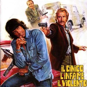 """Franco Micalizzi - Il Cinico L'Infame Il Viole (Vinyl 7"""" - 2021 - EU - Original)"""