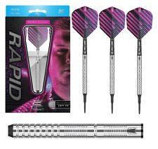 Target Dart - Ricky Evans Rapid 90% Tungsten 18g (Soft Dart) 3 Dartpfeile NEU