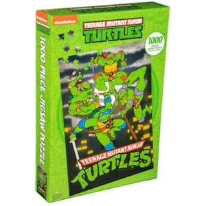 Teenage Mutant Ninja Turtles Retro - Night Sky Turtles 1000 piece Jigsaw Puzzle