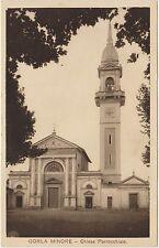 GORLA MINORE - CHIESA PARROCCHIALE (VARESE) 1944 FRANCHIGIA