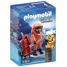 Playmobil 5367 Bombero especialista Special