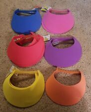 Darice Foamies Visor bakers dozen lot (13) total assort colors kids craft new!