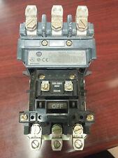 Allen Bradley Motor Starter Contactor 500F-COH, 45 Amp, 600 Volt, Size 2