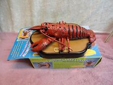 Big Mouth Larry Lobster Singing Sensation Motion Activated Billy Bass Cousin