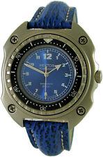 HEKTOR KOMMANDO Hai blau Germany Herren Taucheruhr vintage design watch 20ATM