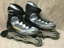 Salomon Dr110 Rollerblades women's in-line skates size 8 New power arch 80 max