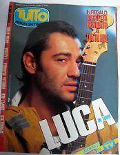 Tutto Musica & Spettacolo n. 4 Aprile 1992 Carboni - Poster Freddie Mercury