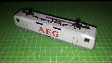 Märklin E-Lok Gehäuse BR 143 001-6 AEG White Lady H0
