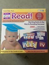 Your Baby Can Read Early Language Development System DVDs Books And Cards