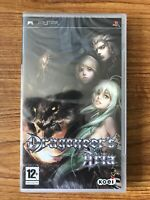 PSP Dragoneer's Aria (Sony PSP) Brand New Factory Sealed