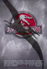 Jurassic Park 3 Movie POSTER 27 x 40 Sam Neill, William H. Macy LICENSED USA NEW