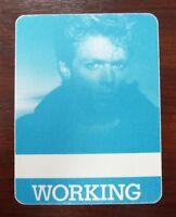 Bryan Adams - VIP / Backstage / Working Pass