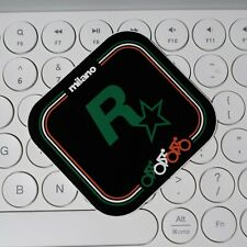 Rockstar Games Sticker - Red Hook Crit
