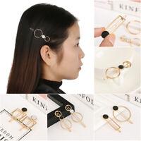null rechteck hairgrips spangen geometrische haarnadeln acryl - haar - clips