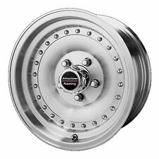 American Racing 15x10 AR61 Outlaw I Wheel Machined 5x5.5 / 5x139.7 -38mm 4.00""
