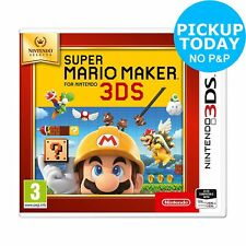 Super Mario Maker Nintendo Selects 3DS Game
