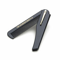 002 – The Bearded Man Company Gents Folding Beard Comb Handmade