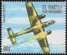 Sello de la Segunda Guerra Mundial Aeronave Luftwaffe Dornier Do.217 (1940-2000) Batalla de Gran Bretaña