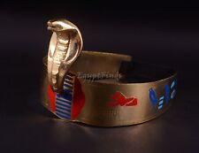 Egyptian Hand Made Queen Cleopatra Brass Cobra Crown Belly Dance Head Piece