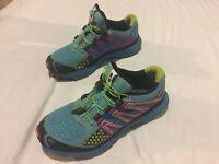 Salomon Women's Size 9.5 Light Blue/Purple Hiking Shoe