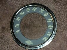 Harley panhead speedometer 1948-52  Lens Kit