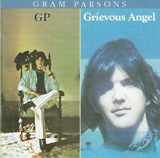 Gram Parsons – GP / Grievous Angel CD
