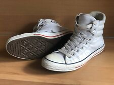 converse chuck taylor 10 High Top leather White