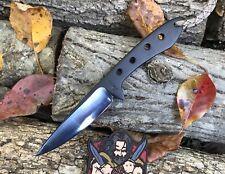 Logan Pearce Sendero Hunter Custom Knife Unused