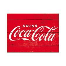COCA COLA Magnet COCA COLA LOGO Kühlschrank Magnet Coke Softdrink NEU OVP