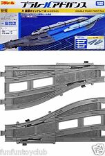 TAKARA Tomy Pla-Rail Plarail Advance TRAIN AR-05 Double Track Turnout Rail Track