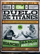 Olé Guia Final 2013 - Duelo de Titanes - Argentina Season Preview Magazine