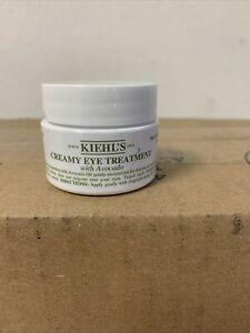 Kiehl's Creamy Eye Treatment With Avocado Cream 0.5 Oz 14 g SEALED