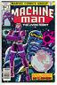 Machine Man 5 1st Series Marvel 1978 VF Jack Kirby