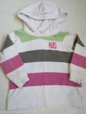 Sweats et vestes à capuches blancs pour fille de 2 à 16 ans