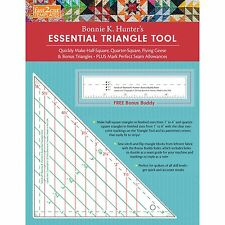 Fast2cut Bonnie K. Hunter's Essential Triangle Rulers