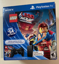 New listing Sony PlayStation Tv The Lego Movie New