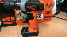Black & Decker 18V Cordless Drill Driver BCD001C1(NO BATTERY&CHARGER INCUDED)