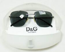 Donna Karan DK2520 1014/87 54 15 135 Sunglasses With Dolce & Gabanna Case