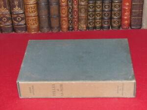 Illustré PERRAUDIN / SAVIGNON FILLES DE LA PLUIE Ouessant 1947 Pochoirs 1/525