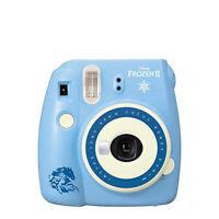 NEW Fujifilm Instax Mini 9 Frozen 2 Selfie Mirror Macro Lens Adapter Blue