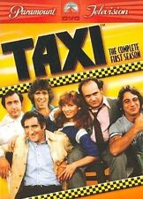 Taxi Complete First Season 0097360537840 With Christine Dickinson DVD Region 1