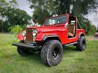 1986 Jeep CJ  uper Clean CJ-7