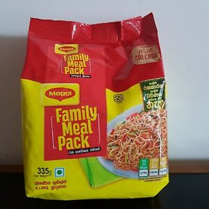 MAGGI Instant Noodle Family Meal Pack 335g Best Taste with Calcium