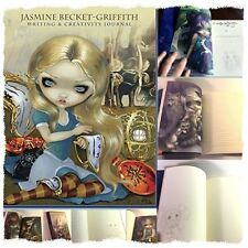 *STRANGELING WRITING & CREATIVITY JOURNAL* By Jasmine Becket-Griffith Fairy Art