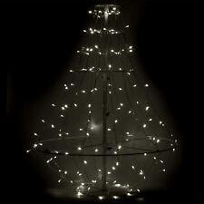 Kronleuchter 144 LED Außen 80 cm / Dekoration, Weihnachten, Lichtobjekt, Garten